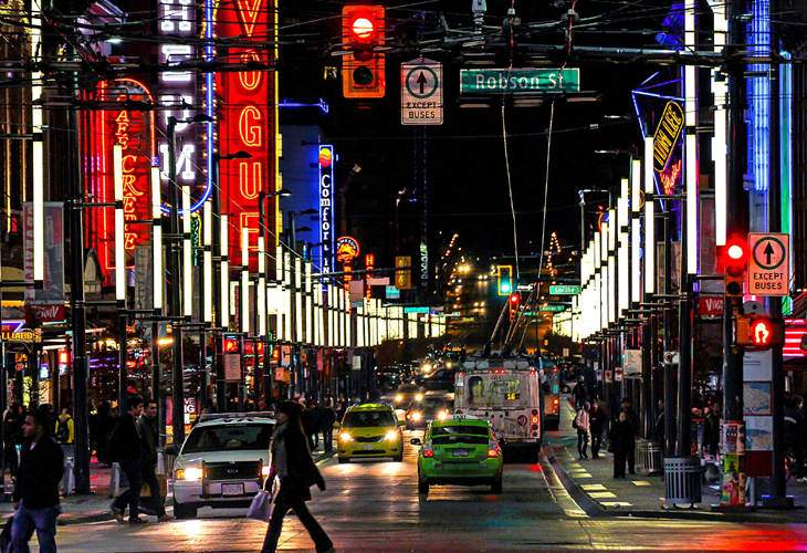 The Visible City: Vancouver's Neon Stories