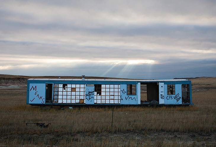 Beautiful Dream: Photographs of the Pine Ridge Reservation, (detail), Photo: Matthew Williams